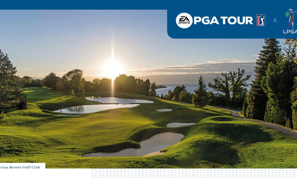 EA Sports PGA Tour collection main LPGA: Male create a Player