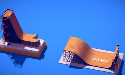 the ramp
