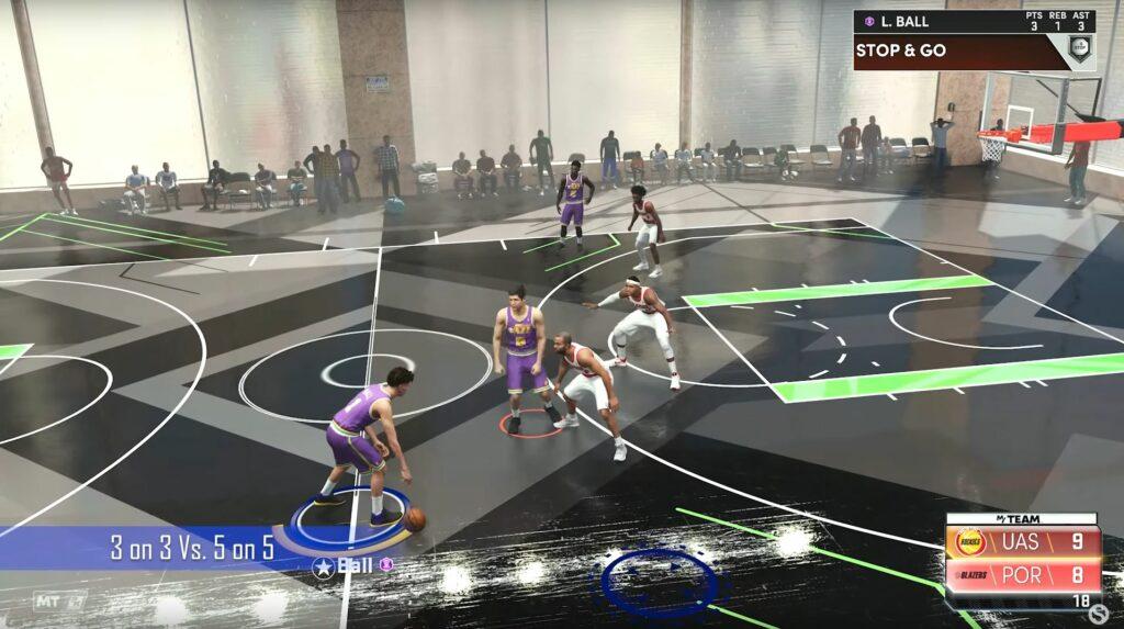 NBA 2K22 TTO