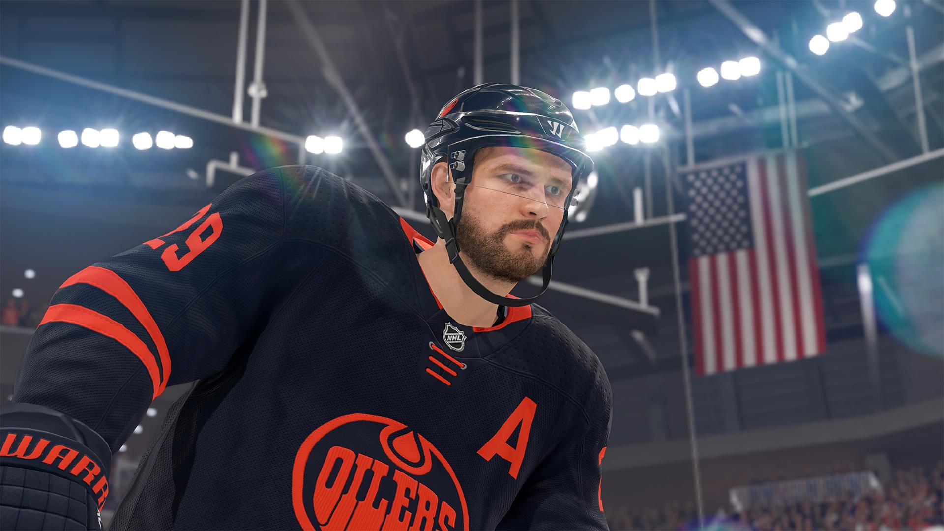 NHL 22 Draisaitl