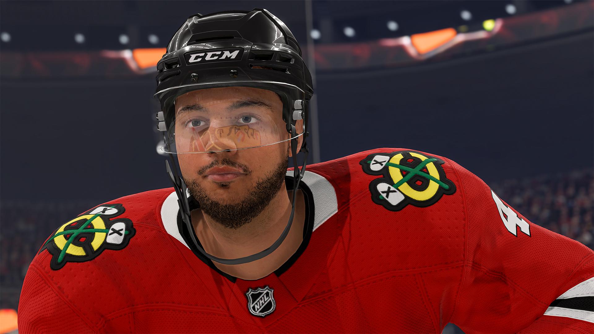 NHL 22 Jones