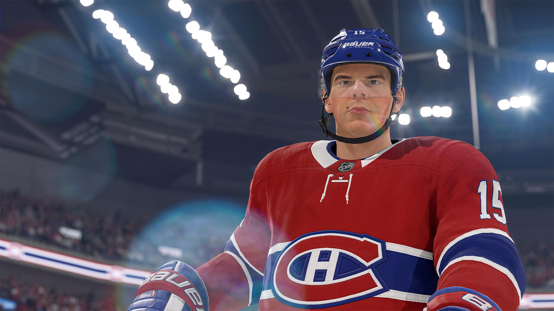 NHL 22 Kotkaniemi