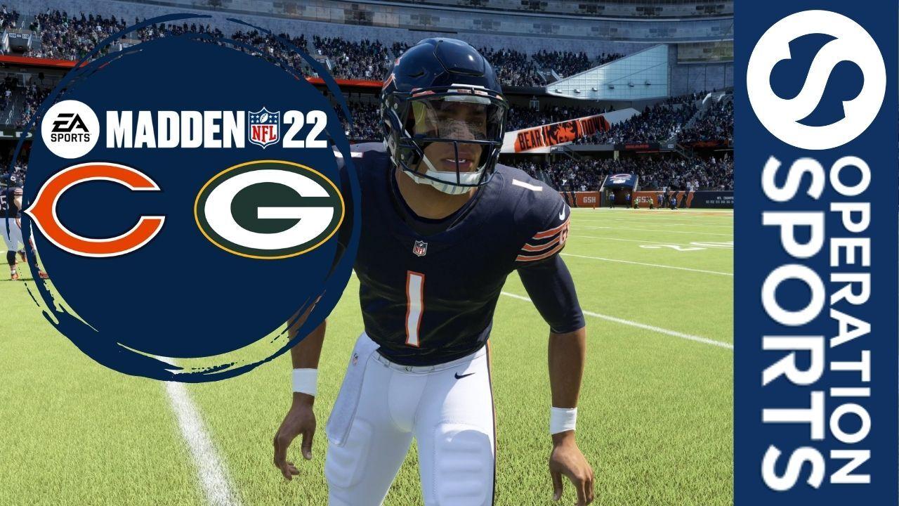 Madden 22 4K gameplay