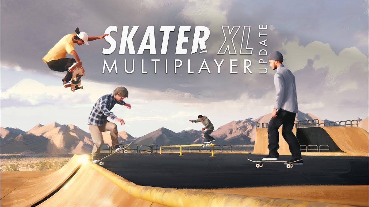 Skater XL Online Multiplayer
