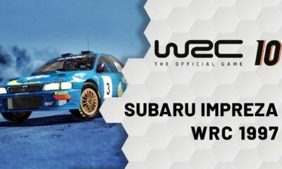 WRC 10 Trailer