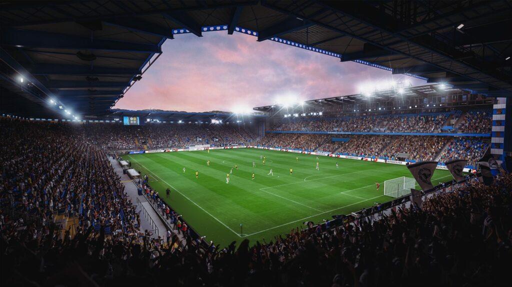 fifa 22 stadiums