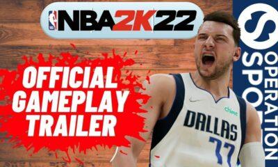 nba 2k22 gameplay trailer