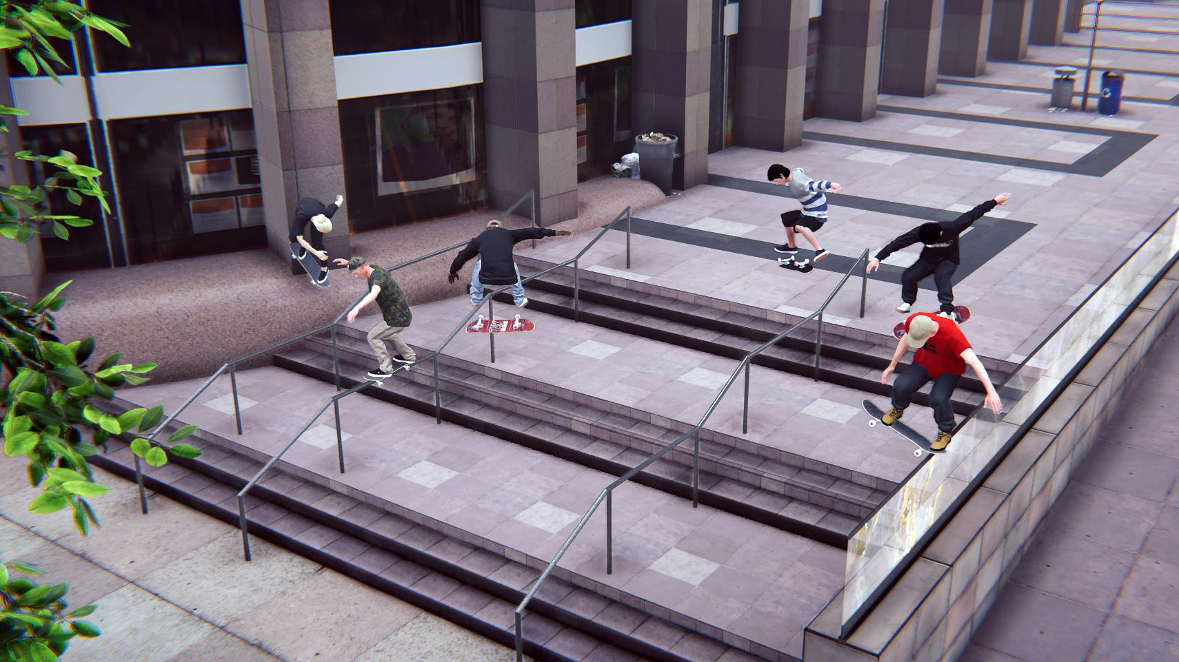 skater xl multiplayer free skate -1