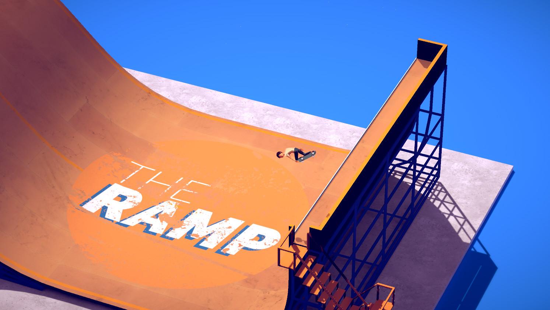 the ramp steam