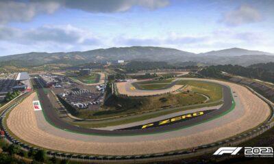 F1 2021 Adds Portimao