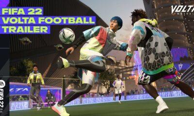 FIFA 22 VOLTA Football Trailer