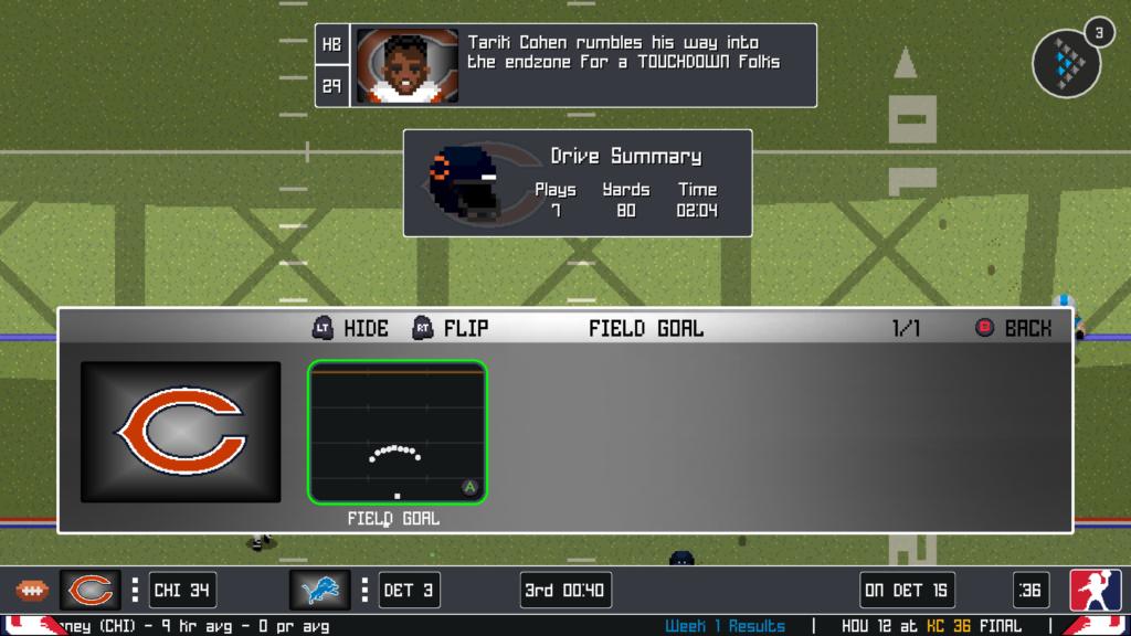 Legend Bowl NFL mod