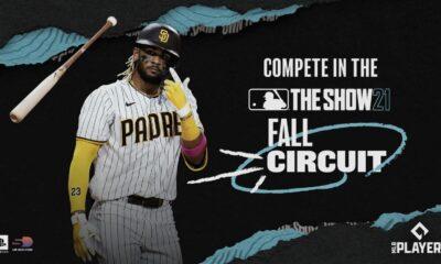 MLB The Show 21 Fall Circuit