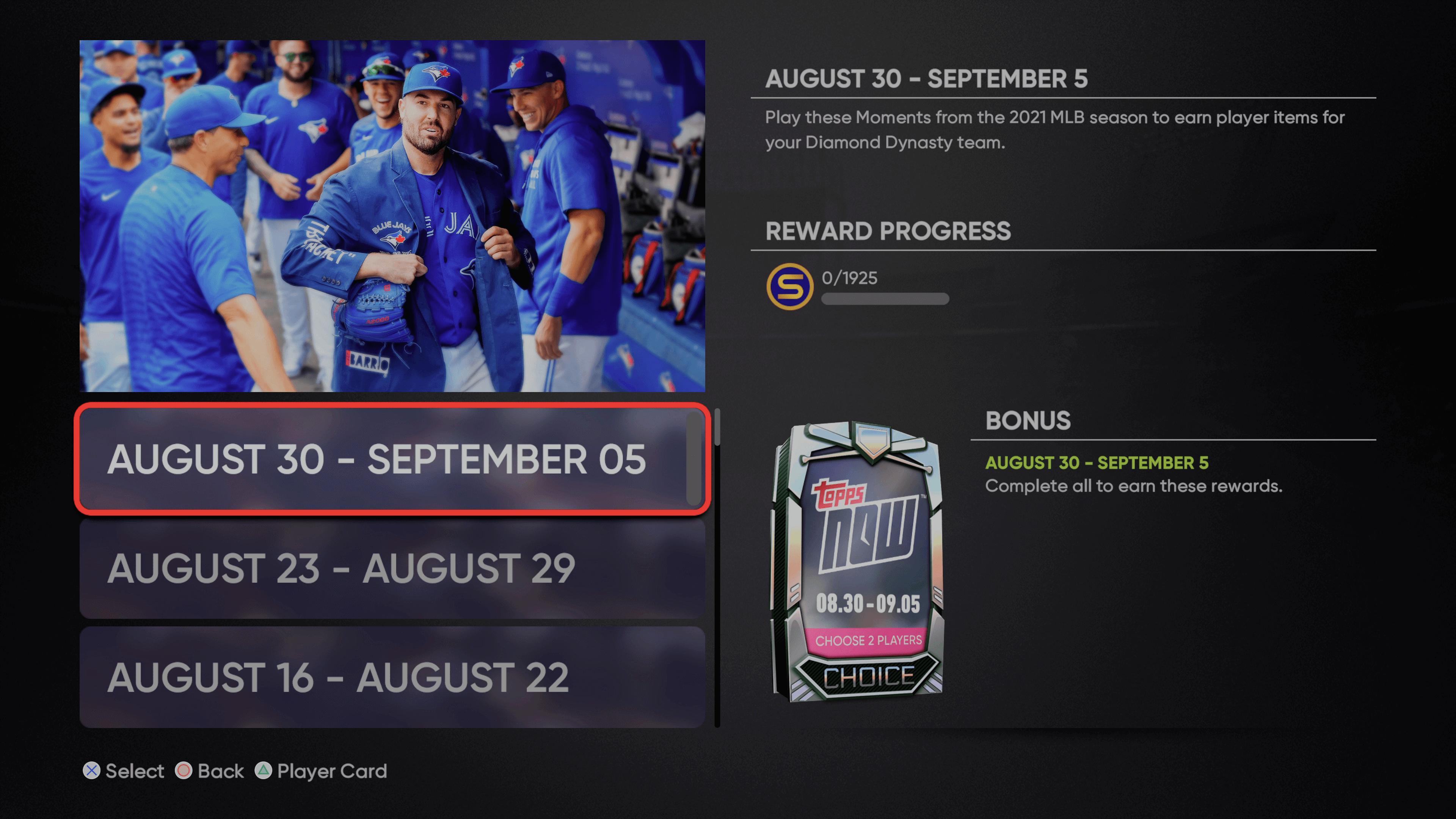 MLB The Show 21 - Topps Now September (Week 1)_2021-09-10_15-12-51