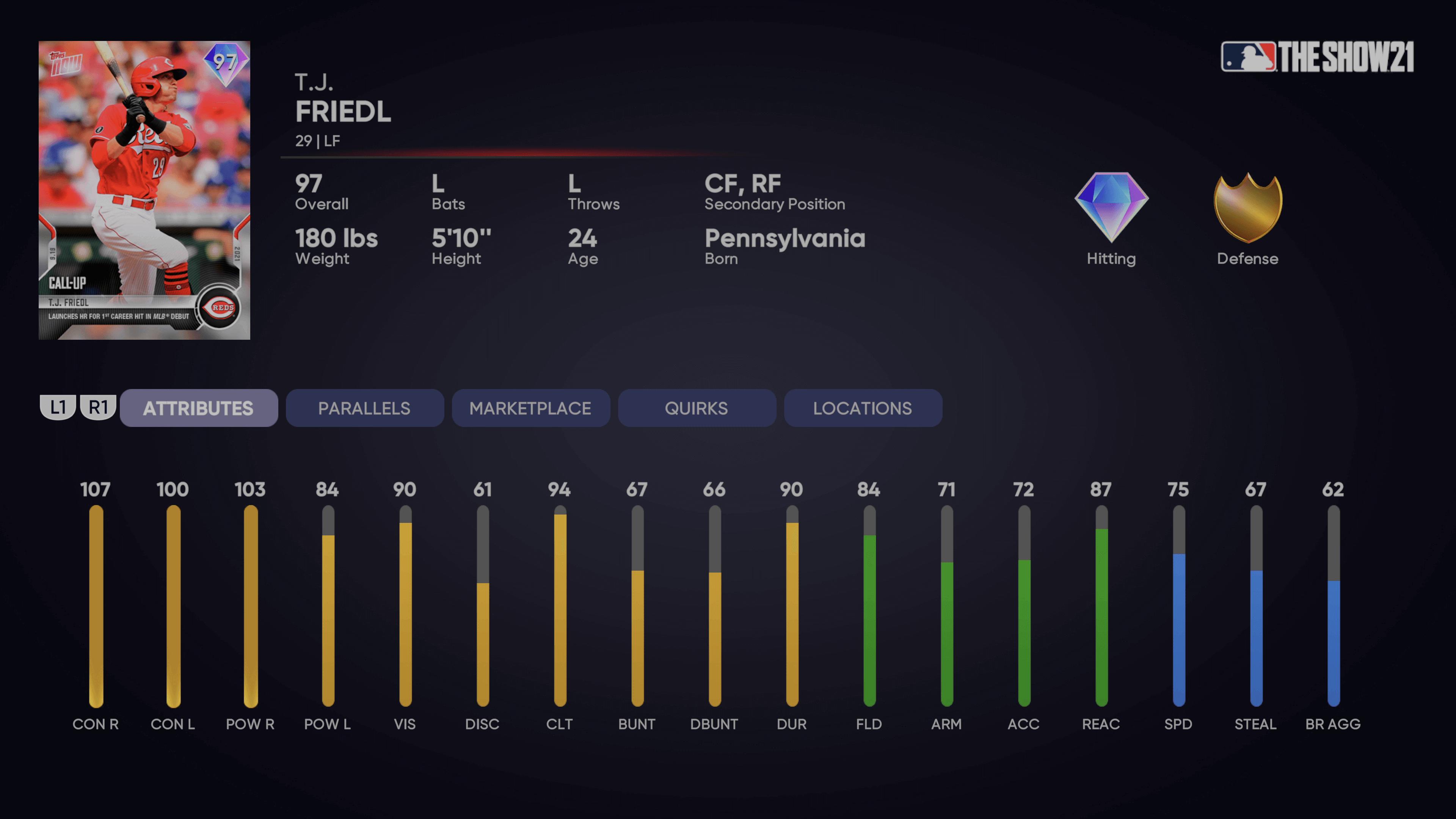 MLB The Show 21 - Topps Now September (Week 3)_2021-09-24_15-04-13
