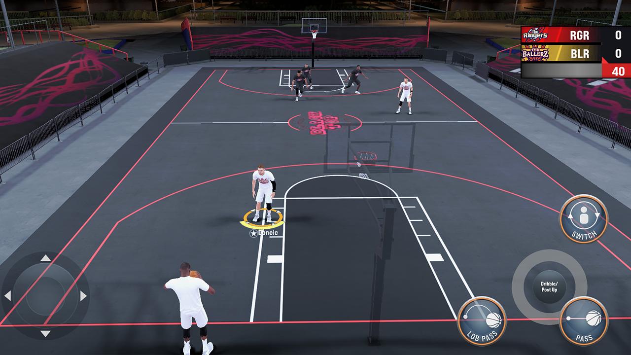 NBA 2K22 Apple Arcade Blacktop copy