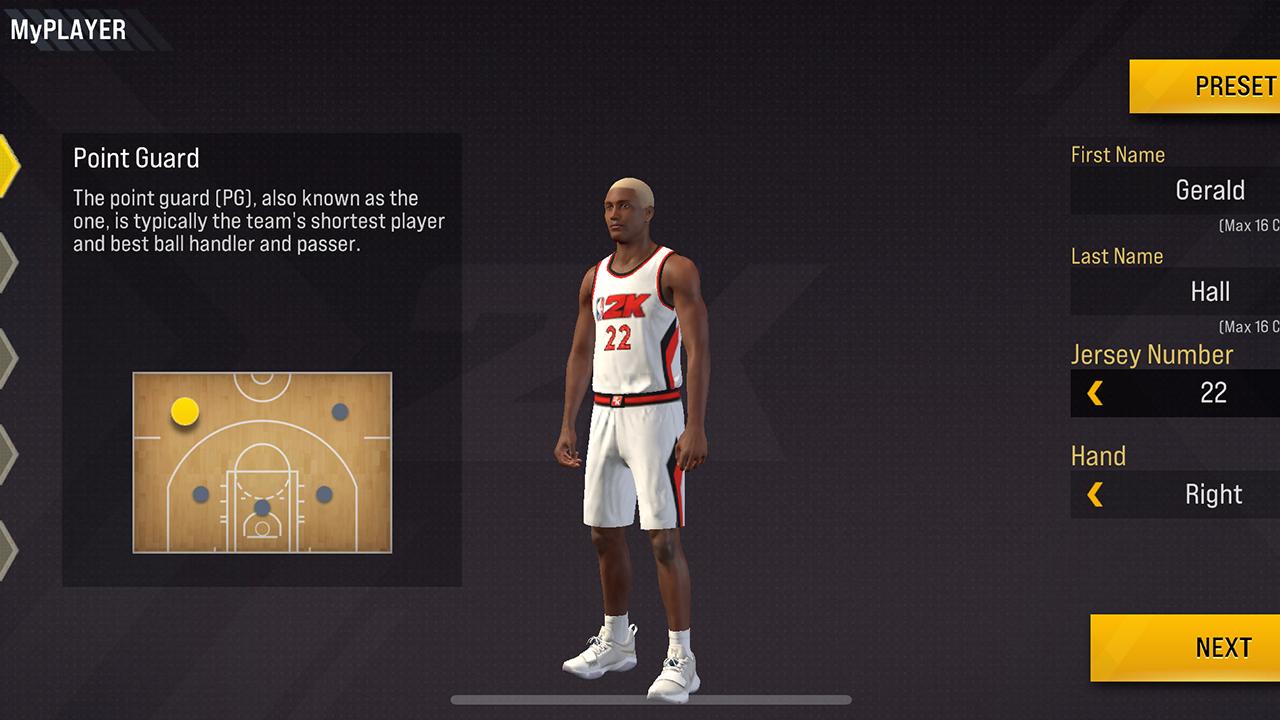 NBA 2K22 Apple Arcade MyPLAYER copy