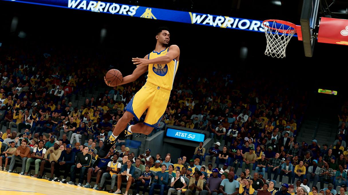 NBA 2K22 mycareer
