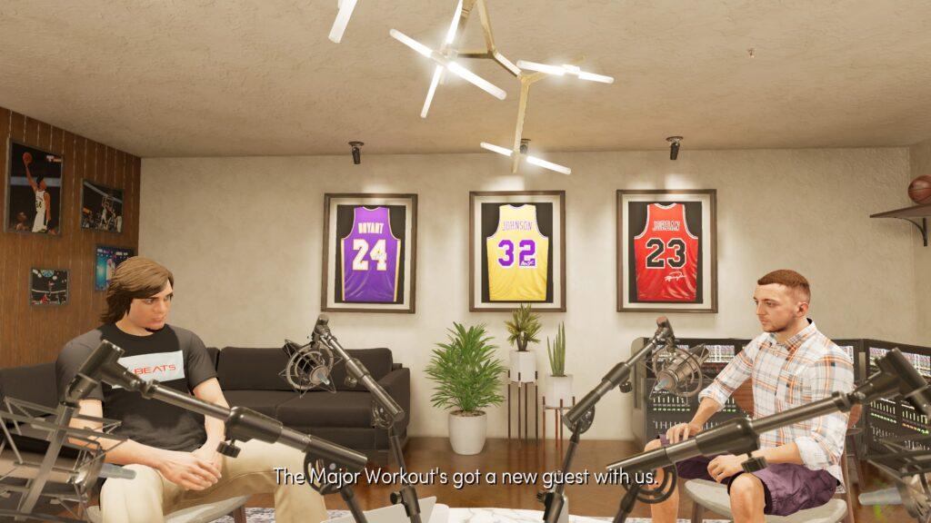 NBA 2K22 quests