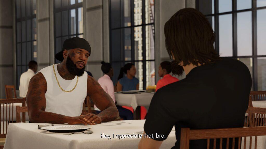 NBA 2K22 story