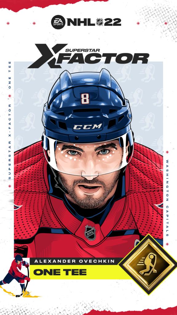 NHL 22 XFactor