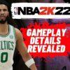NBA 2K22 gameplay