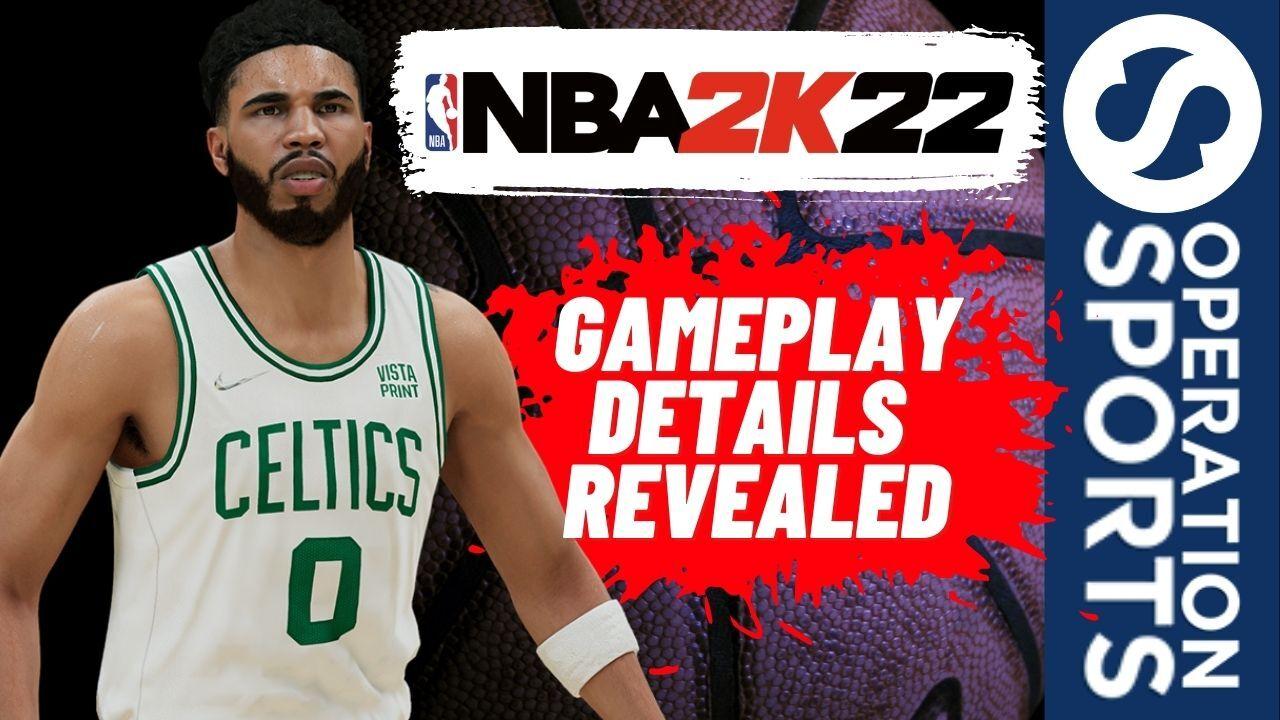 NBA 2K22 youtube thumbnail