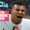 FIFA 22 4K gameplay