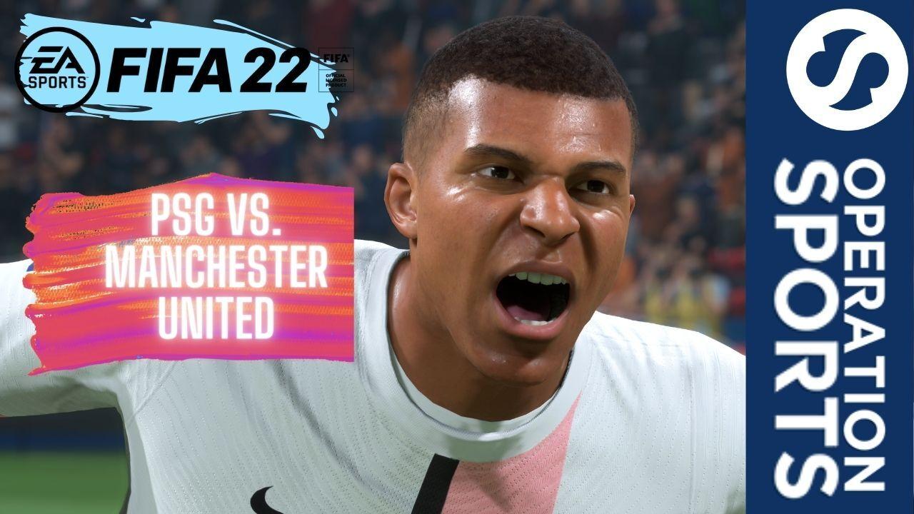 FIFA 22 youtube thumbnail