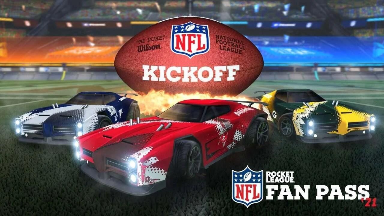 rocket league nfl