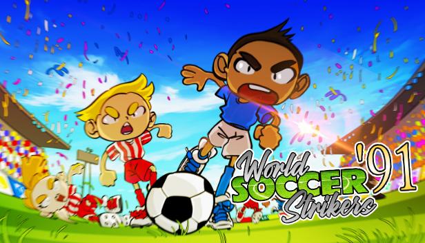 World Soccer Strikers '91