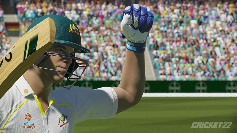Cricket 22 -3