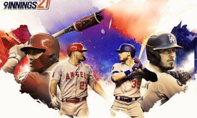 MLB 9 Innings 21 5 year
