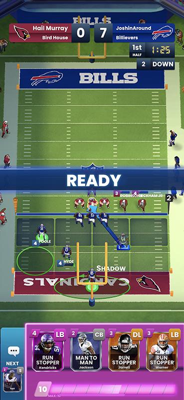 NFL-Clash-Gameplay-Defense