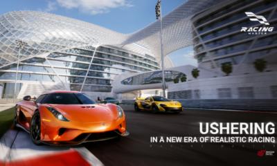 Racing Master second beta