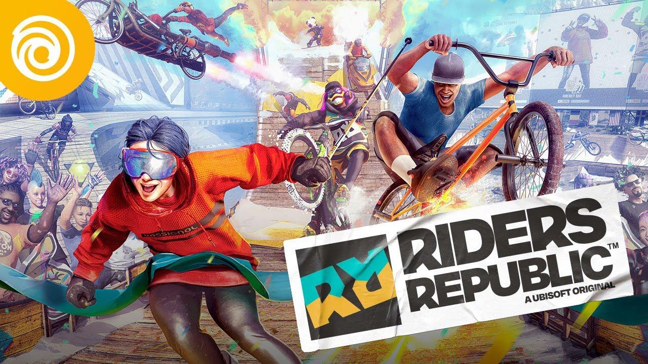 Riders Republic Year 1
