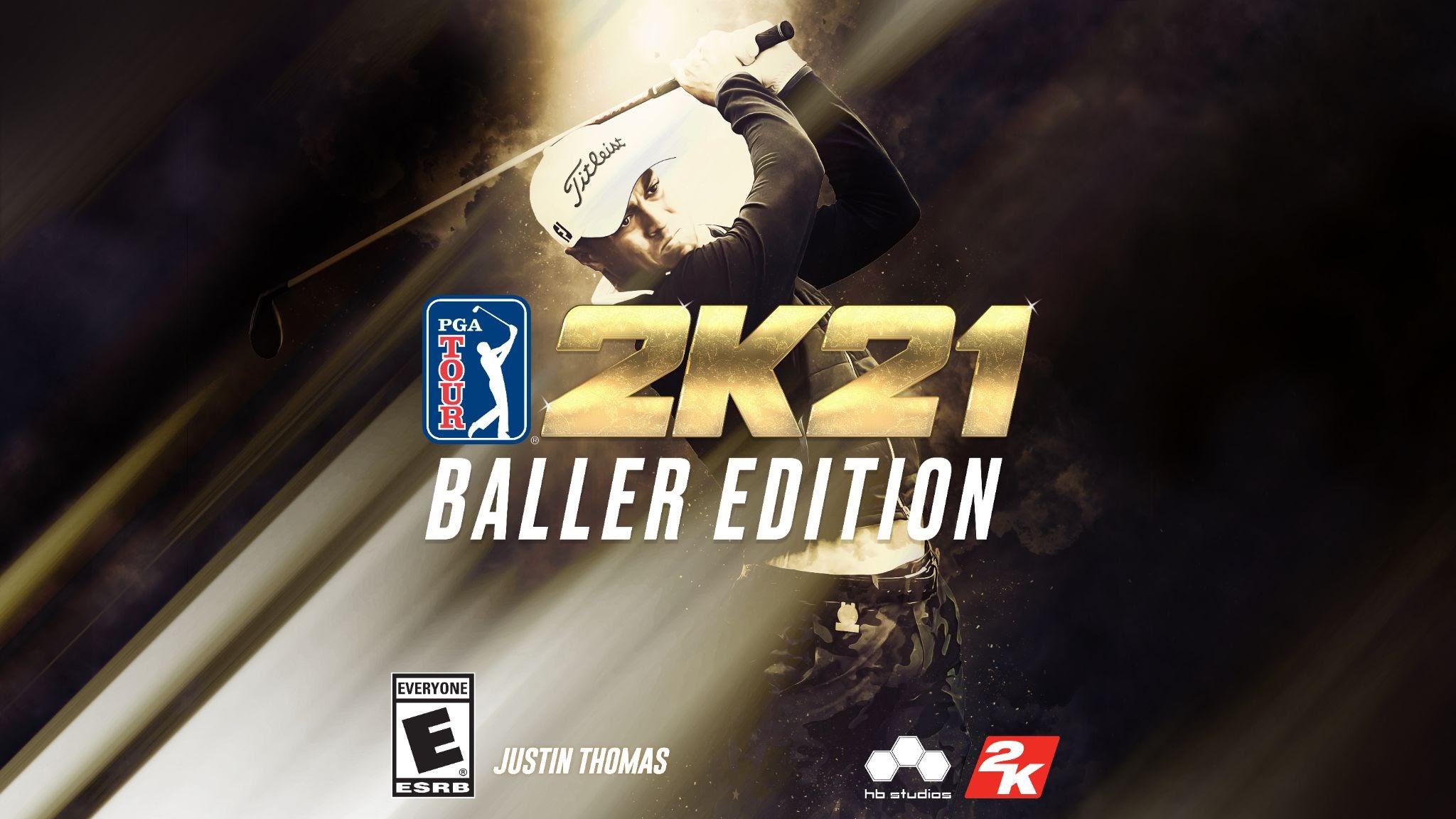 pga tour 2k21 baller